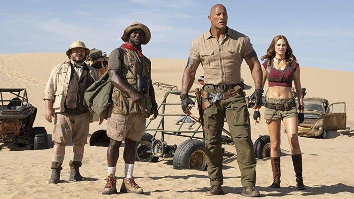 Sinopsis Film Jumanji: The Next Level, Sudah Tayang di Bioskop Indonesia
