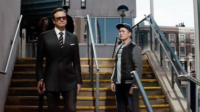 Sinopsis Film Kingsman: The Secret Service Malam Ini di GTV Jam 21.00 WIB, Bukan Agen Rahasia Biasa