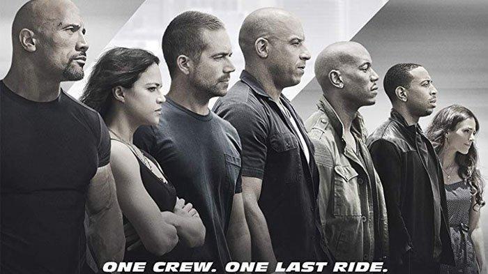 Sinopsis Furious 7 Malam Ini Selasa 8 Oktober 2019 di GTV, Film Terakhri Paul Walker Sebelum Wafat