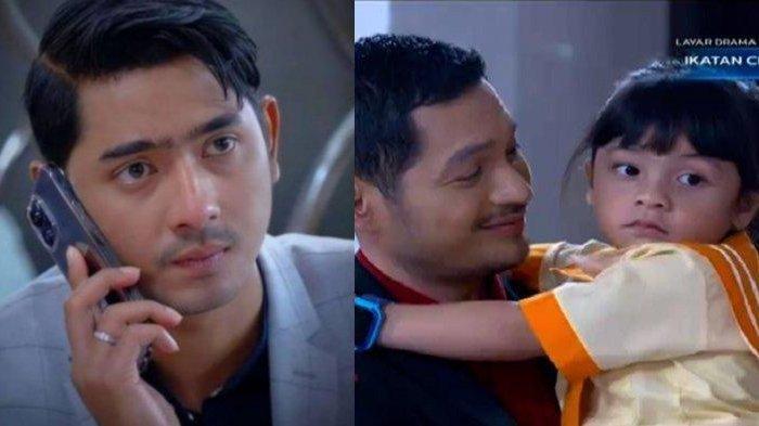 Sinopsis Ikatan Cinta Senin 20 September 2021: Al Bantu Ricky, Andin dan Nino Berebut Soal Reyna