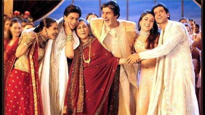 Sinopsis Kabhi Khushi Kabhie Gham Film ANTV Hari Ini 24 Mei 2020: Drama Keluarga Shah Rukh Khan