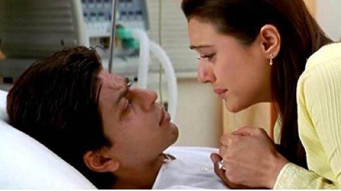 Sinopsis Kal Ho Naa Ho Mega Bollywood ANTV hari ini 29 Mei 2020: Pengorbanan Cinta Shah Rukh Khan