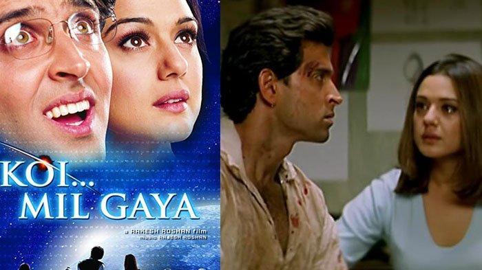 Sinopsis Koi Mil Gaya, Film India ANTV Hari Ini Sabtu 2 Mei 2020 Jam 11, Dibintangi Hrithik Roshan