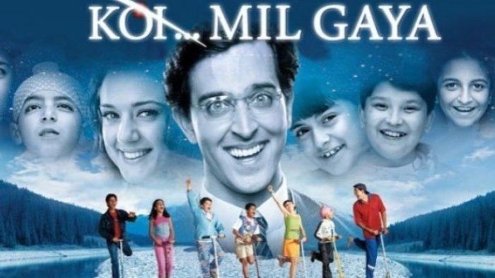 Sinopsis Koi Mil Gaya, Mega Bollywood India ANTV Hari Ini 24 Mei 2020: Kisah Rohit & Teman Aliennya
