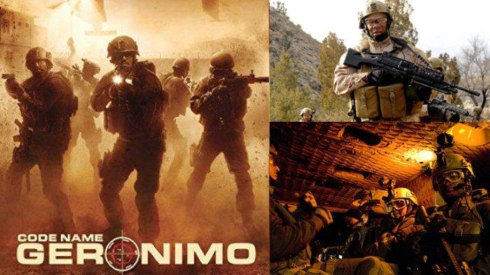 Sinopsis & Streaming Film CODE NAME: GERONIMO Trans TV, Pembunuhan Osama Bin Laden oleh Militer AS