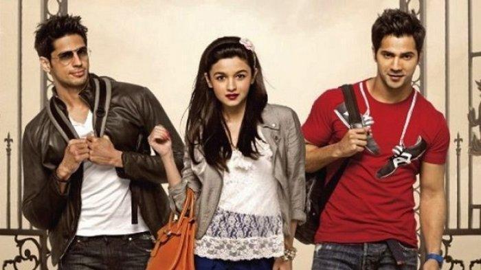 Sinopsis Film Student of The Year, Mega Bollywood ANTV Hari Ini Sabtu 29 Maret, Tayang 10.00 WIB