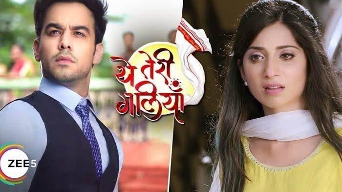 Sinopsis Yeh Teri Galiyan Episode 21 Sinema Bollywood India ANTV Hari Ini, Keputusan Asmita