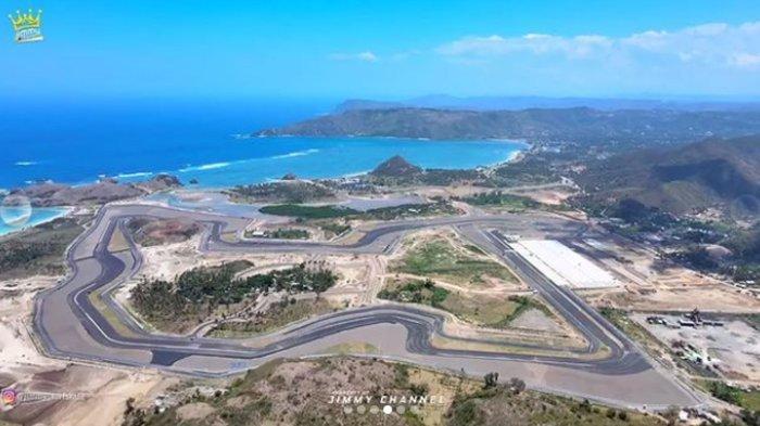 Seri MotoGP Indonesia 2022 di Sirkuit Mandalika Resmi Masuk Jadwal Pada 20 Maret 2022