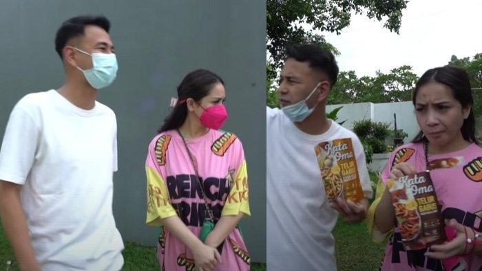 Sisi Lain Nagita Slavina & Raffi Ahmad, Nongkrong ke Tetangga Pakai Baju 100 ribuan, Jarang Tersorot