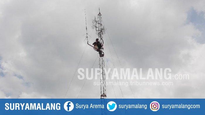 Alat Deteksi Bencana Milik Universitas Brawijaya Malang Dipasang di Kota Batu