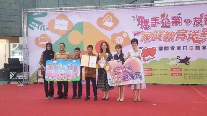 Siswa Asal Malang Raih Penghargaan dari Sekolah Taiwan