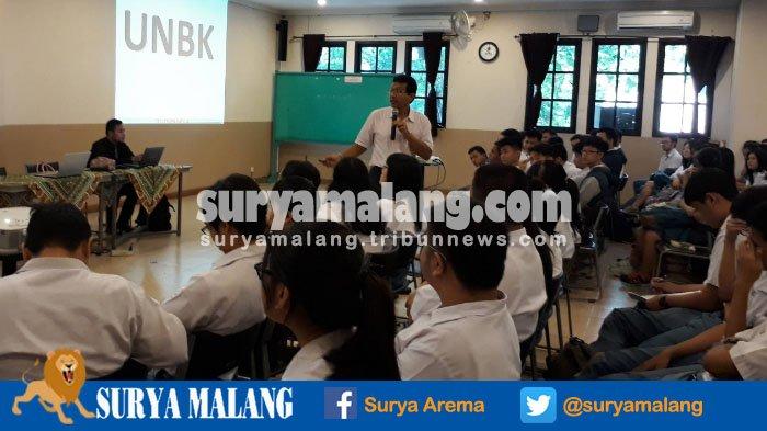 4 Sekolah di Malang Masuk Sekolah Terbaik 10 Besar Rerata UTBK 2020 di Jatim