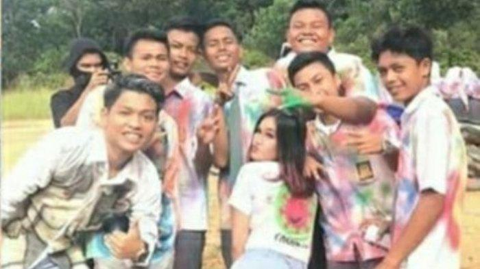 Rok Siswi Digambari Alat Kelamin Pria, Aksi Pelajar SMA Riau Rayakan Kelulusan saat Wabah Covid-19