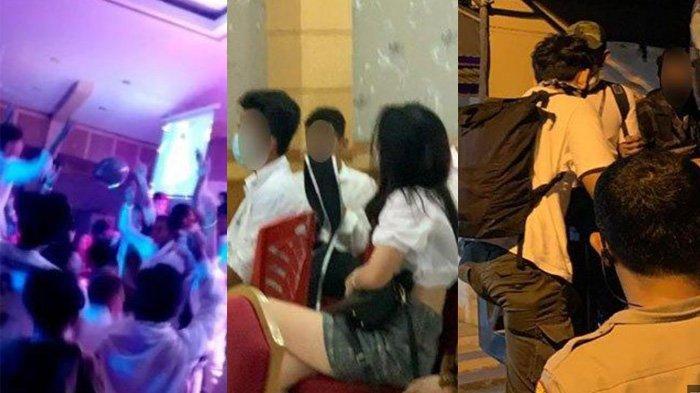 Fakta Viral Anak SMA Jambi Bikin Pesta Kelulusan Mirip Diskotik & Pakai Baju Seksi, Diduga Curang
