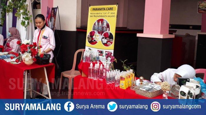 SMK di Kota Malang Dukung Siswa Merintis Usaha, Hasil Usaha Bisa Buat Bayar SPP