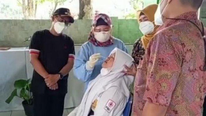 Antisipasi Dini Klaster Sekolah di Malang, Guru-Siswa Dua Sekolah Jalani Swab Antigen