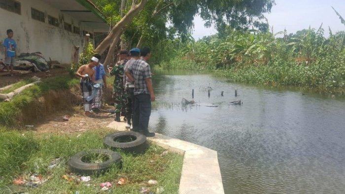 Mandi di Sungai, Siswa TK Tewas Tenggelam di Sungai Sedalam 5 Meter di Pamekasan