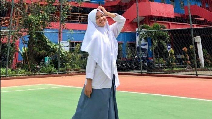 Sosok Aprillia Dwi Rahma Putri, Cewek Kota Batu yang Raih Nilai Sempurna dalam UTBK SBMPTN 2021