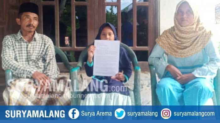 Surat Siswi SD Madura ke Menteri Nadiem : Ibu Utang untuk Beli Data Agar Saya Bisa Belajar di Rumah