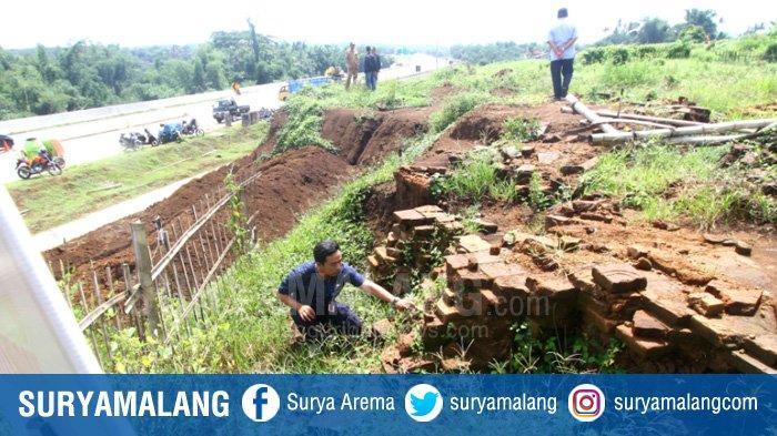 Lahan Situs Sekaran Bisa Dihibahkan ke Pemkab Malang, PT Jasa Marga dan BPCB Jatim Tinjau Lokasi
