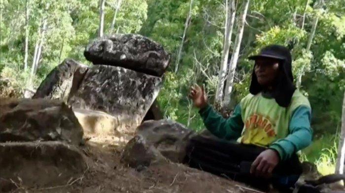 Bukit Sepi Angin Lereng Gunung Lawu Magetan Kaya Arca Situs Kuno Majapahit, Tapi Banyak yang Hilang