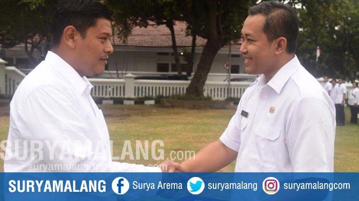 Walikota Kediri Serahkan SK Kenaikan Pangkat 309 PNS