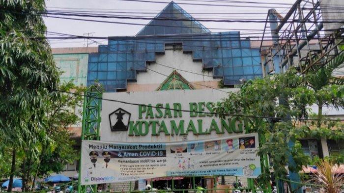 Bocoran Konsep Revitalisasi Pasar Besar Malang, Ada Area Parkir di Tiap Lantai
