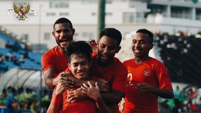 LIVE STREAMING Timnas U-22 Indonesia Vs Kamboja MUlai 18.30 WIB, Laga Hidup Mati Garuda