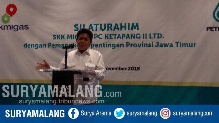SKK Migas Optimis Produksi Migas Jatim Meningkat Dengan Rencana Petronas Tambah Sumur Tahun 2019