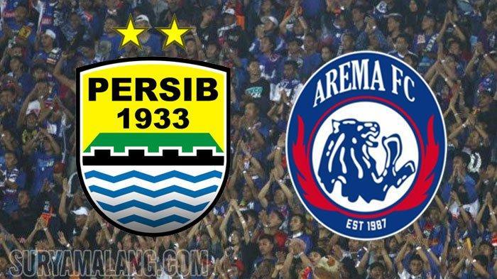 Beda Kekuatan Persib dan Arema FC : Maung Bandung Dihiasi Pemain Asing, Singo Edan Full Rasa Lokal