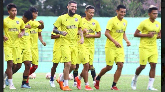Pengakuan Diego Michiels Soal Arema FC dan Kota Malang, Keluarga Kerasan Meski PPKM di Rumah Saja