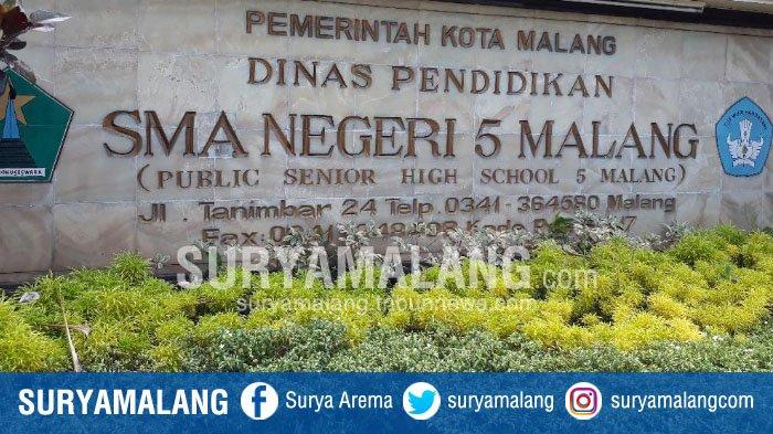 Masuk SMAN di Kota Malang Diusulkan Ada Tiga Zonasi