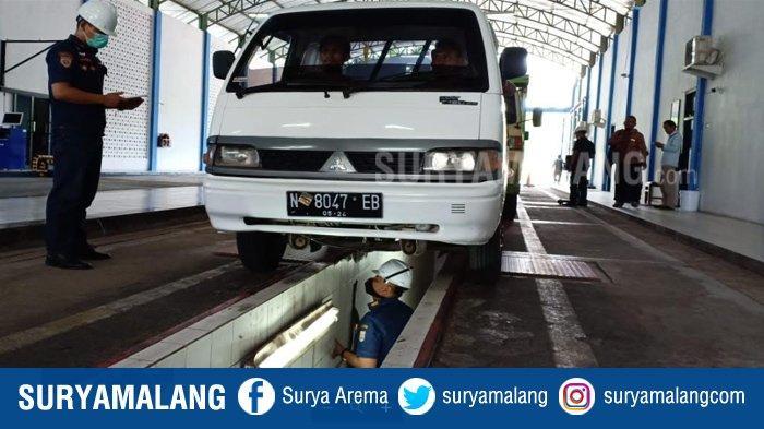 Mengukur Efektivitas Smart Card Dishub Kabupaten Malang di Uji KIR, Berantas Calo dan Pemalsuan ?