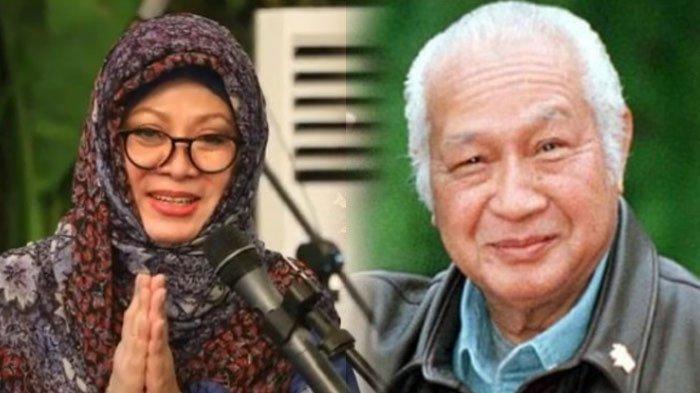Soeharto Hobi Dengarkan Tembang Jawa Sebelum Wafat, Dilantunkan Mbak Tutut Sembari Memutar Tasbih