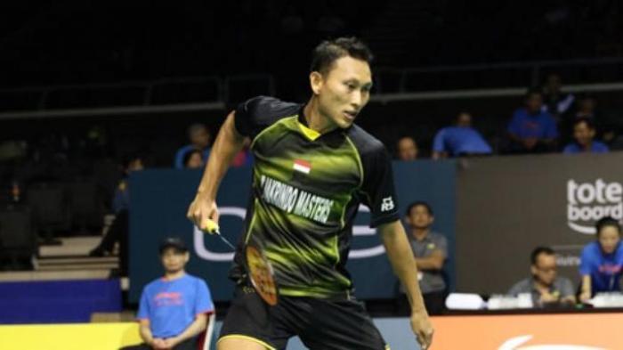 Sony Dwi Kuncoro Harus Singkirkan Pemain Nomor Satu Dunia untuk Jadi Juara