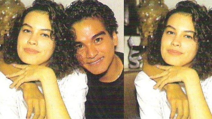 Sophia Latjuba bersama Indra Lesmana