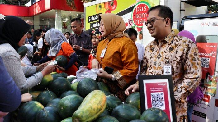 Bank Jatim Agresif Kenalkan Layanan Digital Jatimcode, Sarana Transaksi Digital Nasabah