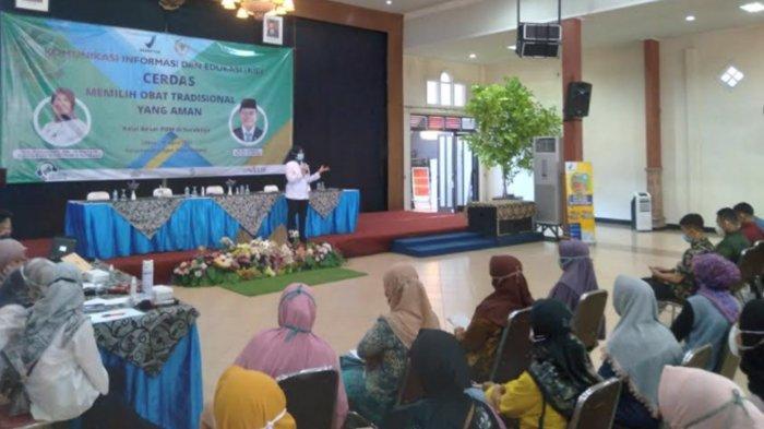 Gandeng BPOM, Anggota DPR RI Ali Ahmad Gencar Sosialisasi Obat Aman di Malang Raya, Ini Tujuannya