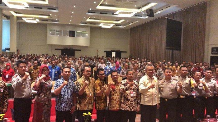 Polda dan Kejati Jatim Kumpulkam Lurah sampai Pejabat di Hotel Savana, Kota Malang