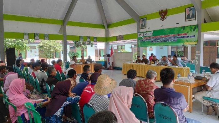 Kilang Minyak NGRR Di Tuban,779 Warga Penggarap Lahan KLHK Terima Tali Asih Rp 20 Juta Per Hektar