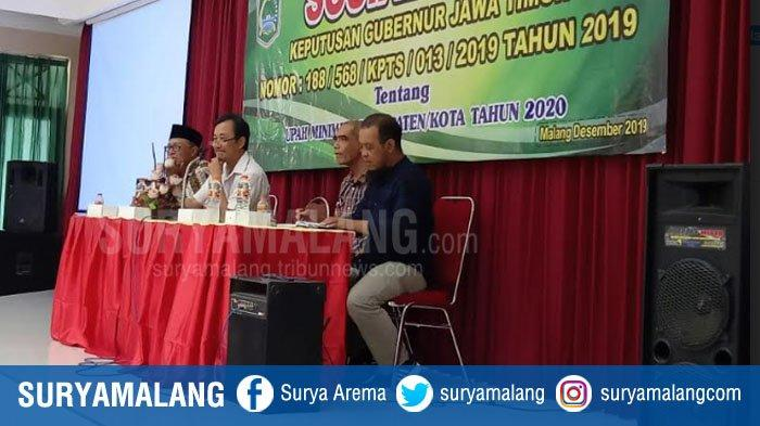 Disnaker Kabupaten Malang Beri Sosialisasi Pasca Gaji UMK Naik, Belum Ada Pengajuan Penangguhan