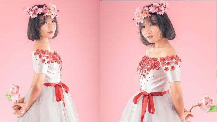 Awalnya Cuek, Kini Dewi Suciningtyas Cinta Fashion Design
