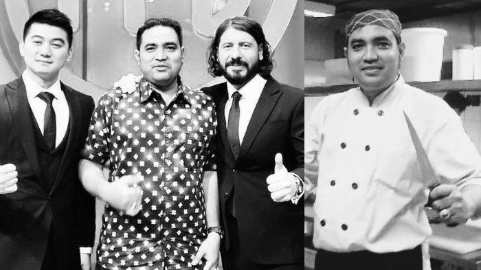 Sosok Budi Masterchef Indonesia 4 yang Meninggal Dunia, Foto Bareng Chef Arnold dan Matteo Disorot