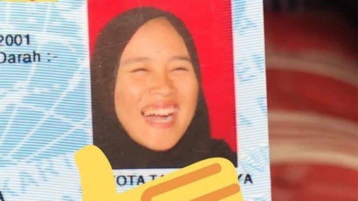 Sosok Cewek Pemilik Foto KTP dengan Ekspresi Tertawa Lepas yang Viral di Twitter, Ini Cerita Aslinya