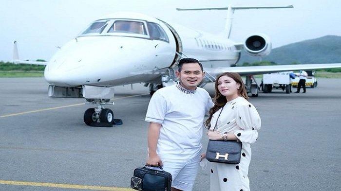 Sosok Crazy Rich Malang Asli Bikin Heboh Jakarta Kini Pamer Jet Pribadi, Atta Halilintar: Berkah Kak