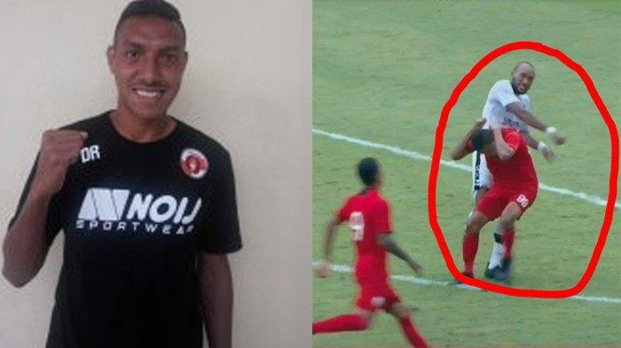 Profil Delvin Rumbino Pemain Persis Solo yang Kepalanya Dipukul Leonard Tupamahu, Eks Persela