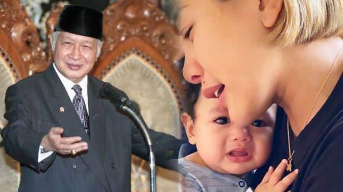 Sosok Kakek Arkana Bukan Orang Biasa, Mantan Mertua Nikita Mirzani Dulu Jabat Jadi Menteri Soeharto