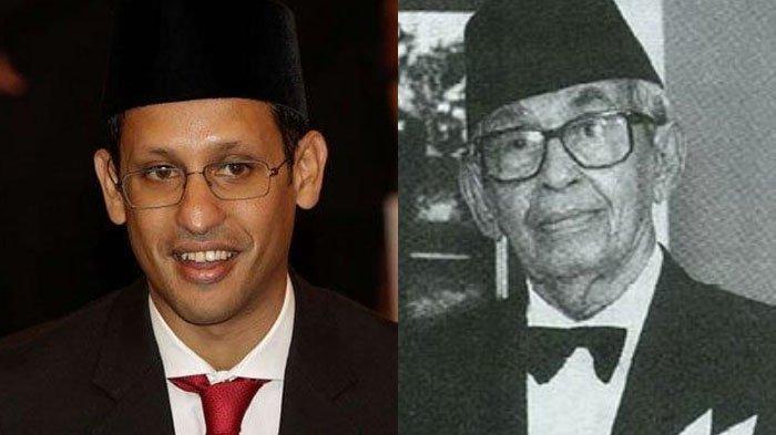 Sosok Kakek Menteri Nadiem Makarim Bukan Orang Sembarangan, Pejuang Perintis Kemerdekaan Indonesia