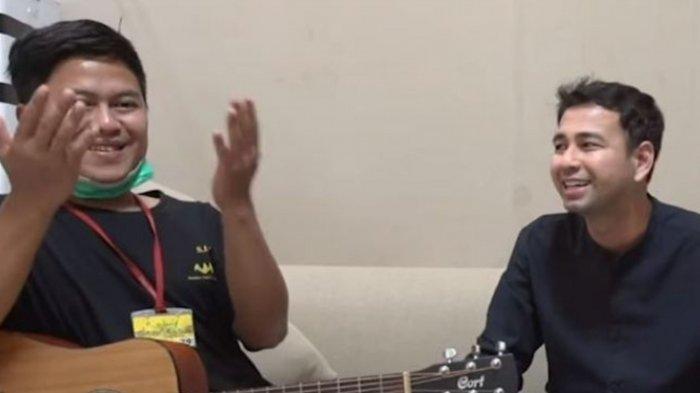 Siapa Suryanto? Sempat Disangka Gila Kini Lagunya Dibeli Raffi Ahmad Rp 10 Juta, Ternyata Fans Berat