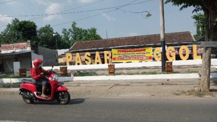 Ikon Wisata Kuliner Pasar Senggol Tulungagung Tutup Sementara Selama PPKM Darurat